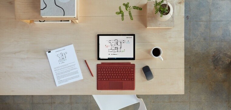 Meet Surface Pro 7+ for Business, the newest member of the Surface for Business portfolio